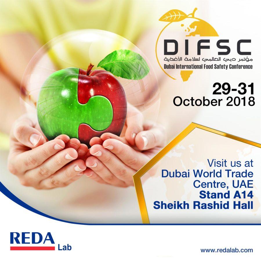DIFSC Dubai International Food Safety Conference Invitation