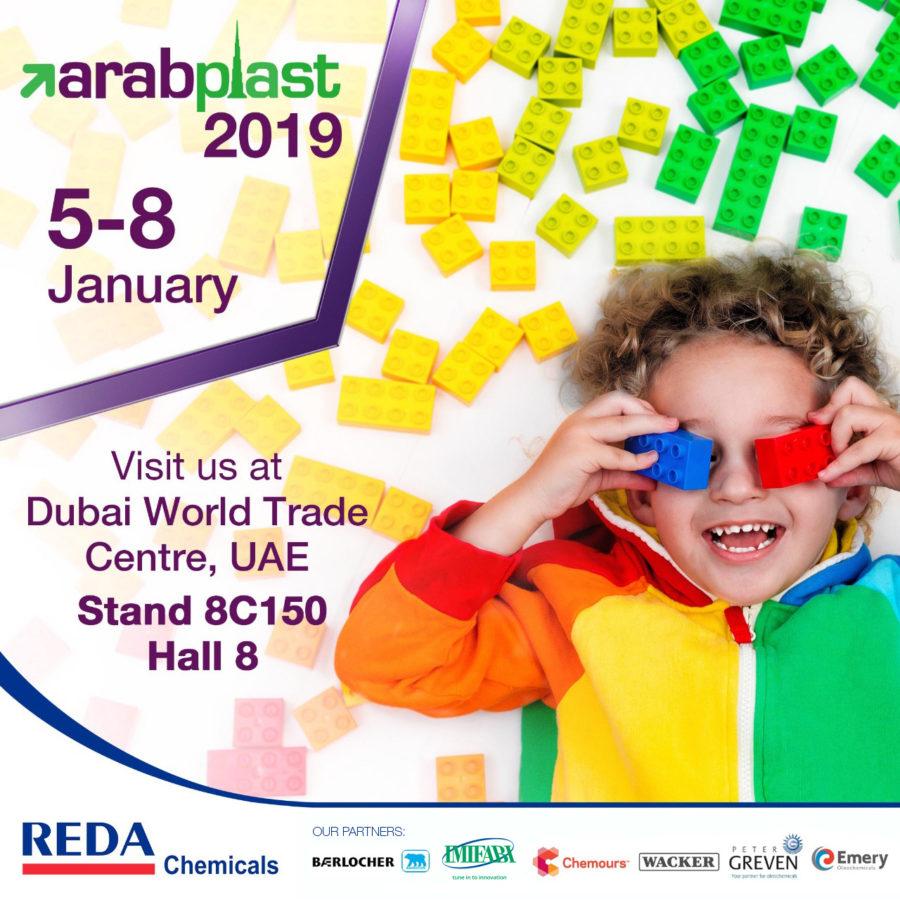 Arabplast Invitation 2019